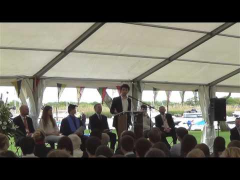 Twynham Sixth Form - Commencement Ceremony 2015