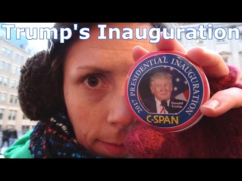 Kyde in The States: Trump's Inauguration | January 20, 2017