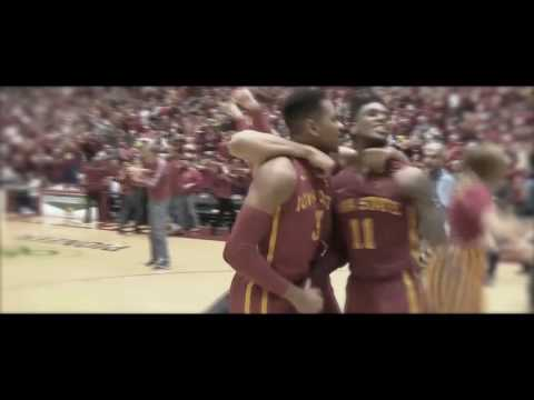 2016 Iowa State vs. Iowa Men