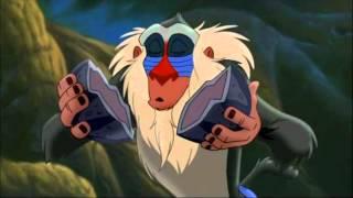 The Lion King II - Mufasa vs. Rafiki
