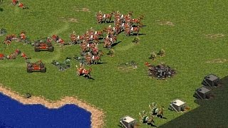 Age of Empires 1 Online - RM - 2x2 Topetz Long x Pipe e I2Adar