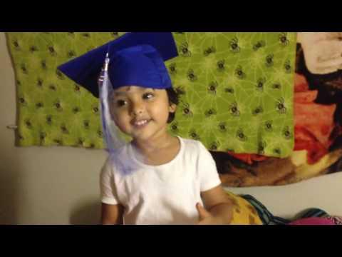 Amina graduation