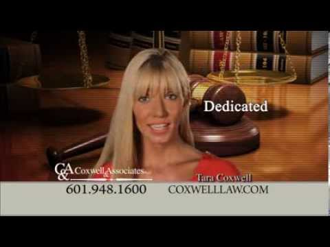 Tara Coxwell, wife of managing partner, Merrida Coxwell, Mississippi personal injury attorney