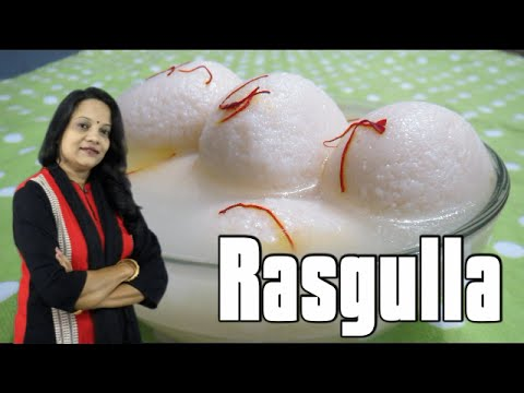 Rasgulla (in Hindi with English subs) | Diwali recipes