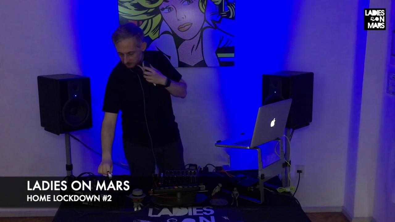 Ladies On Mars - Live Home Lockdown #2