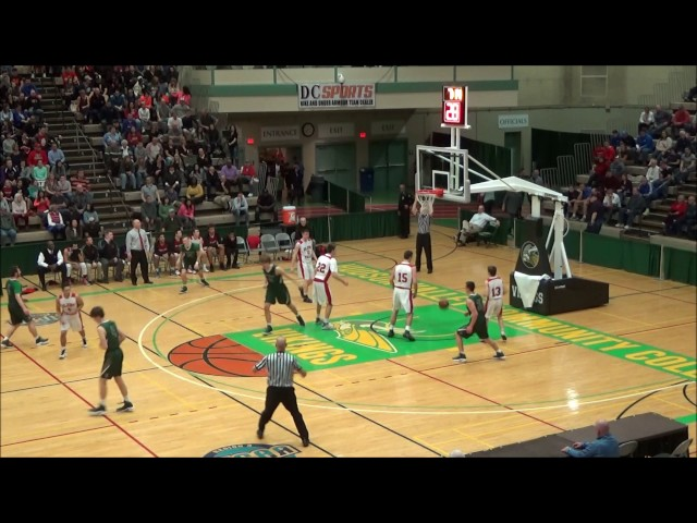 Game Highlights Boys' Varsity: Schalmont vs Glens Falls