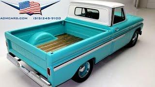 1965 Chevrolet Pickup Short Box 454