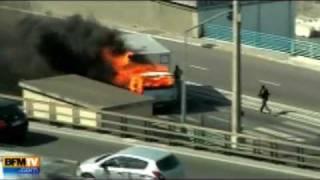 Attaque d'un fourgon blindé à Marseille de 31 mai 2010 vers 10h - Pensée Nationale