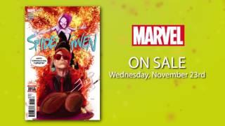 Marvel NOW! Titles for November 23rd