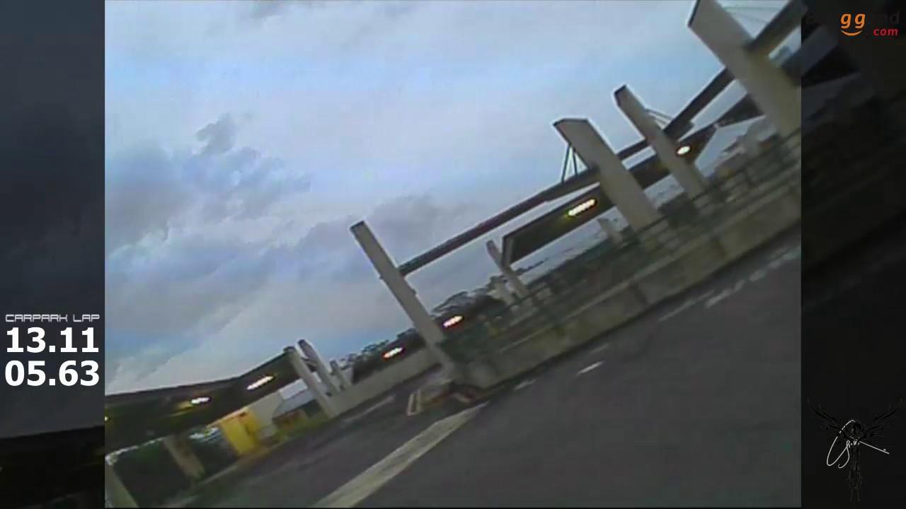 JJRC JJPro P200 Carpark Laps, from www.banggood….