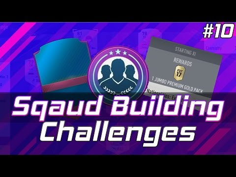 "Fifa 17 ""Special Gareth Barry Milestone"" Squad Builder Challenge (SBC) EASY SOLUTION & REWARDS! #10"