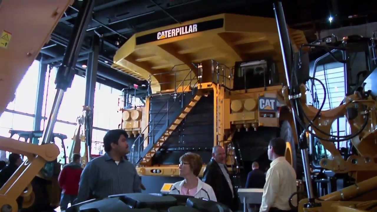 Caterpillar Service Center