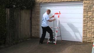 Trade Twin Handrail Platform Step Ladder | Ladders-online Demo