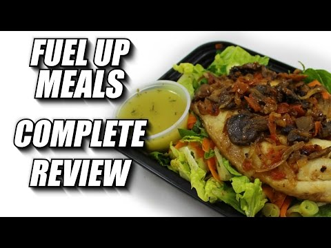 Is Meal Prep Service Worth It? | Fuel Up Complete Review
