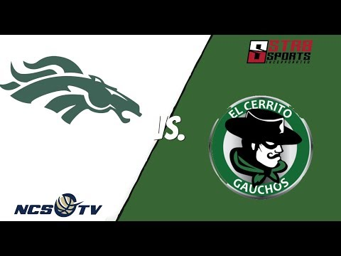 Rodriguez vs El Cerrito High School Boys Basketball LIVE 1/21/19
