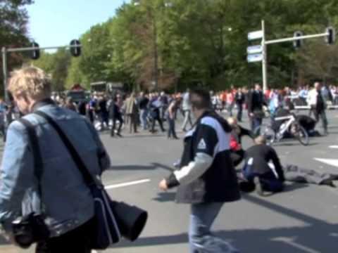 Four killed as car slams into crowd near Dutch royals