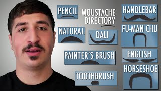 Interactive Moustache Style Directory