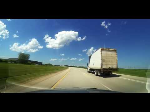 Perimeter Highway (Pembina) to Lockport Manitoba