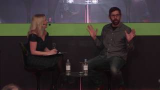 An audience with Louis Theroux