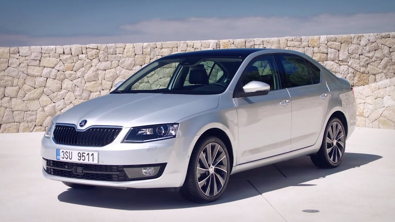 Skoda Octavia 4x4 Laurin Klement Interior Exterior And Drive Youtube