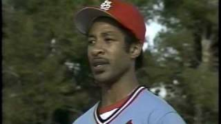 The Baseball Bunch OZZIE SMITH Fielding, Part 2