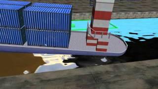 Frachtschiff Simulator Gameplay HD
