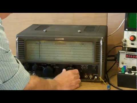 About Radio 49 Checking the RF Alignment, Eddystone S680X communications receiver