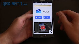 Inbox by Gmail App Review: Gmail Meets Google Now