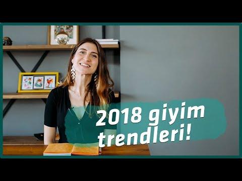İLKBAHAR YAZ 2018 GİYİM TRENDLERİ