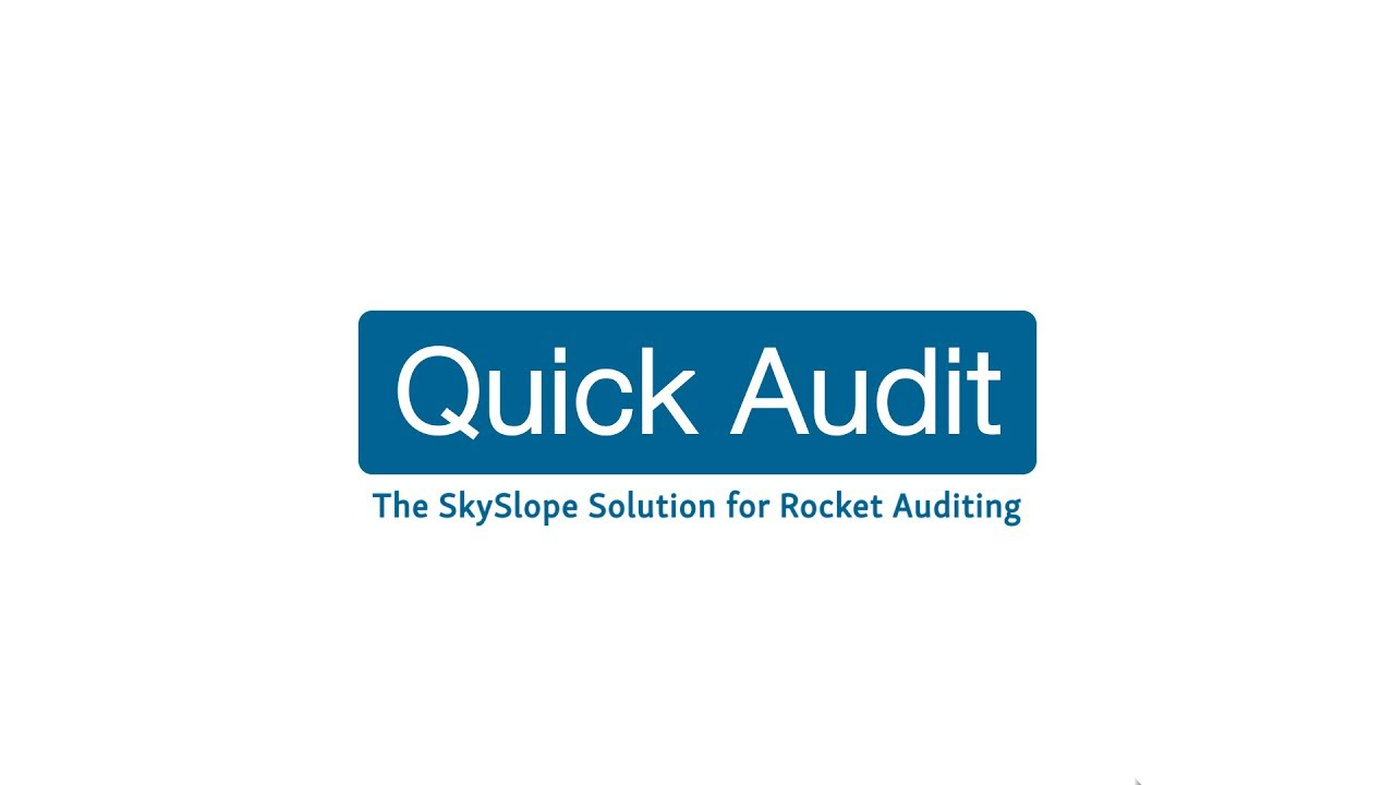 Introducing Quick Audit: SkySlope's latest tool to optimize your auditing