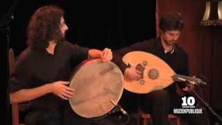 10 years Muziekpublique | Tristan Driessens (oud) and Robbe Kieckens (bendir): Soolmaan