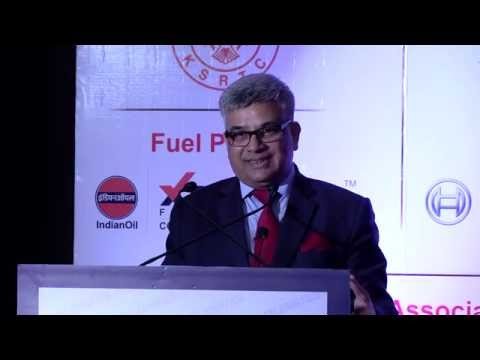 Kamal Bali, Managing Director, Volvo India - Telematics India 2016