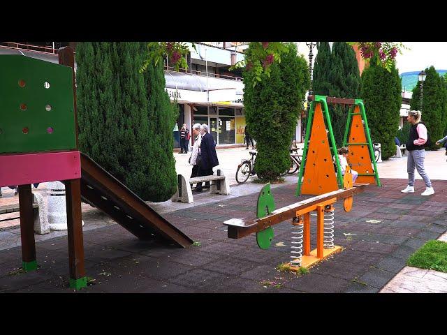 Uređenje dečjih igrališta u gradu