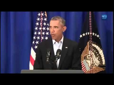 Obama Speech ISIS Beheading James Foley | Barack Obama Statement James Foley Execution