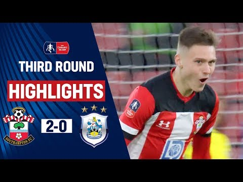 Teenagers Smallbone and Vokins Shine   Southampton 2-0 Huddersfield Town   Emirates FA Cup 19/20 letöltés