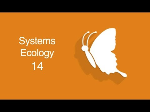 Systems Ecology 15: Sustainability Science