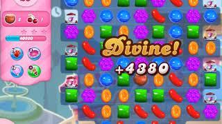 Candy Crush Saga   level 521 no boosters