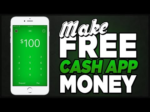 How To Make $20 With Cash App 💰 - Cash App How To Get Free Money August 2019 [EASY]✅