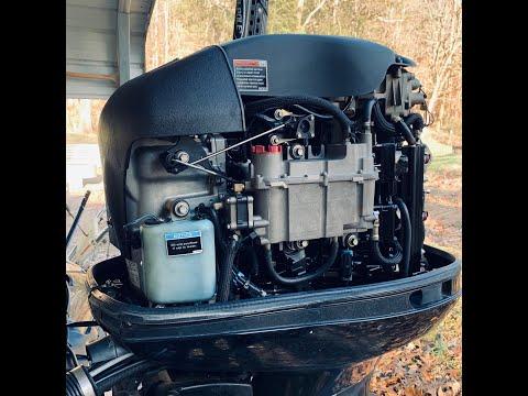 How to fix 4 beep oil alarm on Mercury 200