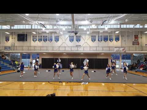 Simon Kenton High School - All Girl | KHSAA Cheerleading
