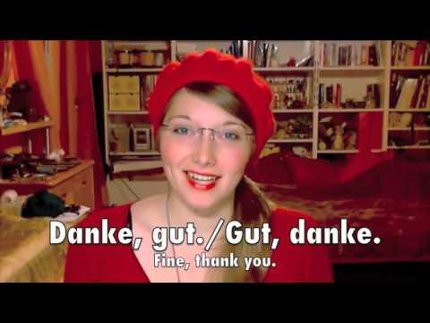 Bài 2: Học tiếng Đức với người bản địa: Chào hỏi trong tiếng Đức
