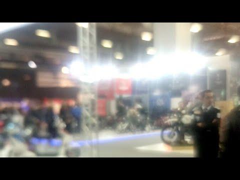 İstanbul Motosiklet Fuarı'ndan