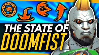 Overwatch | The Ridiculous State of Doomfist ft Chipsa