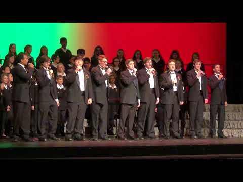 """""""12 Days of Christmas"""" by NINE of Glenbrook South High School"""