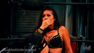 Lucha Underground 4/22/15: Son of Havoc, Ivelisse & Angelico vs The Crew - FULL MATCH