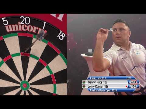 Austrian Darts Open 2018 Final - Gerwyn Price v Jonny Clayton