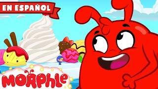 Morphle en Español | El mejor helado | Caricaturas para Niños | Caricaturas en Español