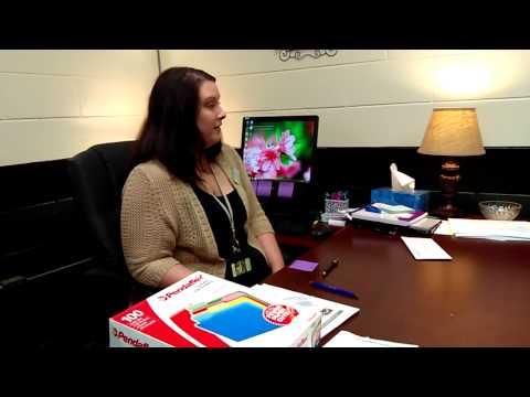 Interview: Mrs.Dorris Gladden Middle School