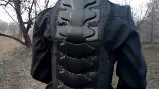 мото защита спины из Китая за 13 (Banggood)