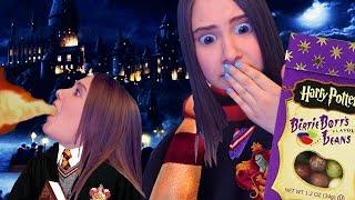 Волшебные бобы Гарри Поттера! Bertie Botts Beans Challenge(, 2016-03-30T12:21:16.000Z)